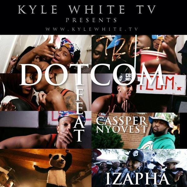 'Izapha' ft @CassperNyovest Music Video Premieres Tomorrow 7pm on Channel O Turn Up! Shot by @KyleWhiteTV http://t.co/0rA4TvLgv2