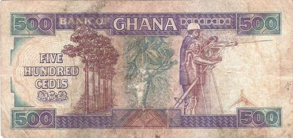 "At this rate this note will be back in 2 years. ""@GhanaInPix: 500 Cedis. 1990s. (BACK) http://t.co/RYEFrhEilt"""