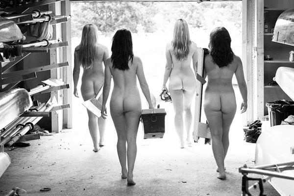 Wife calendar nude of