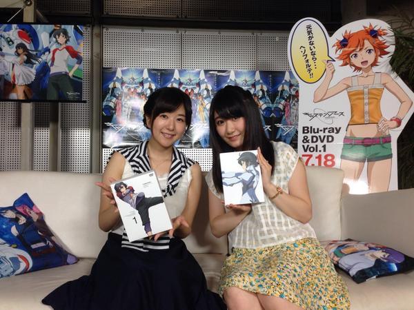 開封式も終了! ハナとアカリのお2人に癒していただきました!お疲れ様でした。  #CE_anime