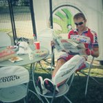 "RT @katushacycling: Alexander ""AK-47"" Kristoff! RT if you like it! :) http://t.co/EPhlZx6qWa"