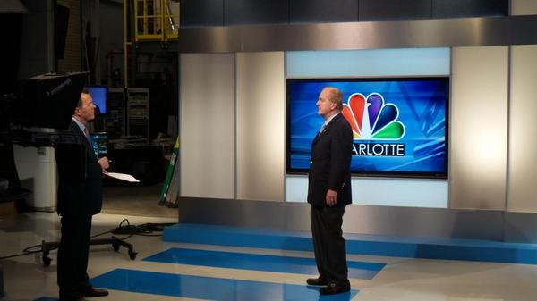 Talking with Dave Wagner @ WCNC about Russia, airliner tragedy, transportation and border crisis