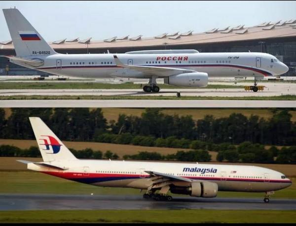 Dutch media is saying #MH17 may have been confused with Russian President Putin's plane. The 2 flew the same route. http://t.co/kcTWMDwQhG