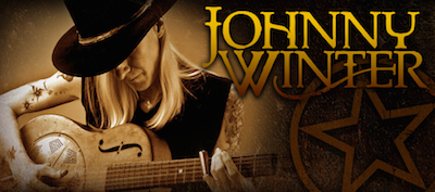 Johnny Winter. One of the all-time greatest guitarists rocking Texas blues. Sad to see you go #RIPJohnnyWinter http://t.co/sAAqVuxZVw