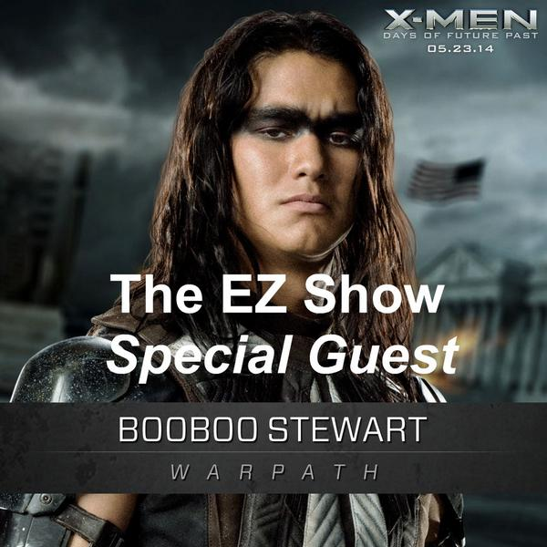 Anyone have any questions for @booboostewart ? Guest on #EZSHOW tomorrow 3 pm pst live http://t.co/6eaw9Fx8AY http://t.co/bBjNnKIaqy