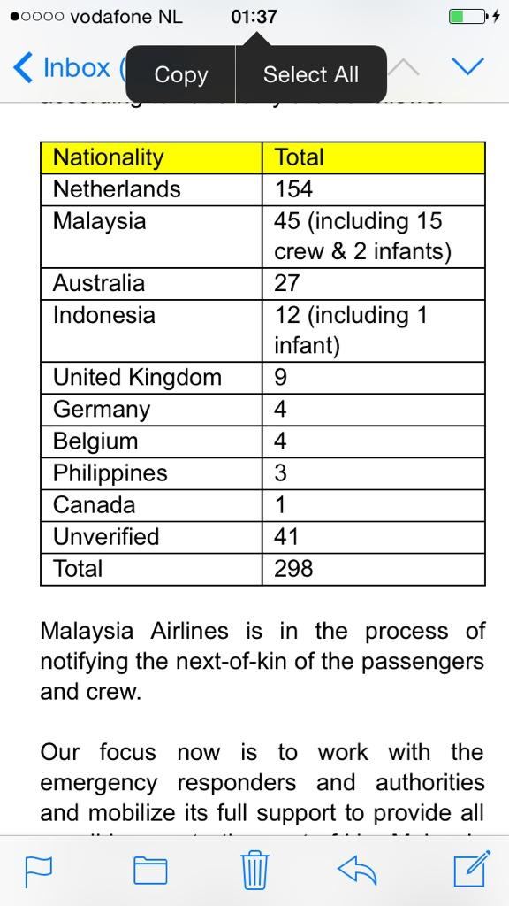 Latest from Malaysian Airlines http://t.co/oUnZuJC6rO