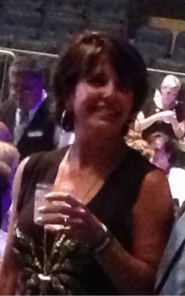 Here is Adam's mom's pic. She's gorgeous. http://t.co/iIh1UxzjRe