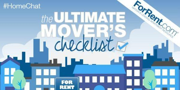 A1: Plan out your move with a moving checklist to stay organized! http://t.co/OptTBCRWCS #HomeChat http://t.co/tj3FqtoYX4