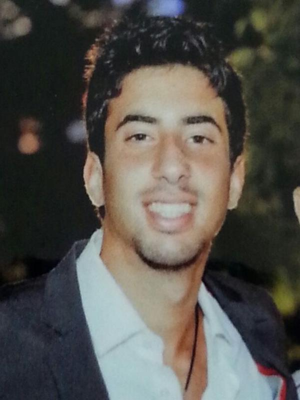 "Z""L RT @IDFSpokesperson Sgt. Eitan Barak, 20, from Herzliya, was killed overnight fighting Hamas terrorists in Gaza. http://t.co/xIfWYb10sJ"