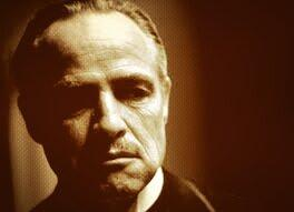 'I'm going to make him an offer he can't refuse'. Just one of the best movies ever.  #TheGodfather #MarlonBrando http://t.co/F7aNuDi42v