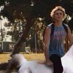 RT @5SOS: Still remember the first day ash came to rehearsal on his unicorn http://t.co/cSNd8Na0LD