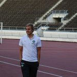 RT @celticfc: Ahead of tomorrow nights game, Teemu Pukki takes a look around the Olympic Stadium. (KM) http://t.co/og6Zp78yxH