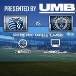 Tonights #SKCvPHI timeline: Lots open: 4pm Gates open: 5pm Kickoff: 7pm Full details --> http://t.co/9NaAI0dO0N http://t.co/6Q7tefgNzy