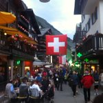 Happy Birthday #Switzerland! We are celebrating with a big street festival in #Zermatt #Matterhorn http://t.co/1hLIKBwFtc
