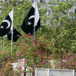 RT @faizanlakhani: Islamabad administration sets Pakistan flags upside down, probably in hastiness. http://t.co/cSGfv2PjgN
