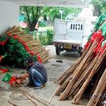 Meanwhile, PTIs preparation for 14th Augusts long-march is in full swing. #PTI http://t.co/Kfp27UZyOK