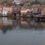 Sea rowing must be one of the toughest sports on the east coast, good to see young rowers also #whitby #Scarborough http://t.co/6VQUqjbqvQ
