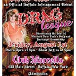 RT @BfloTheatreDis: @clubmarcella 622 Main St. will open at 8pm tonight in part of the #Buffalo #InfringementFestival 9pm burlesque show http://t.co/6ndtwSl9jw
