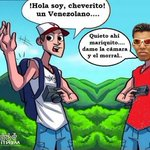 RT @joseklosman: Cheverito sigue recorriendo el país.. http://t.co/EN2beWLHrH