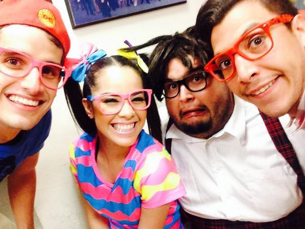 Maruca (@MarucaGalindo): Amigos...