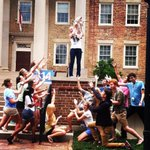 "Group 14 says: ""Hakuna Matata, well have no worries for the rest of our days!"" #unc18 #doitforthehill http://t.co/MhKXfw0bKT"