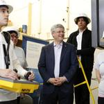 RT @pmharper: At @northlandscolg in Air Ronge, SK to announce funding for mining skills-training http://t.co/fmIhUbK1T0 #cdnpoli http://t.co/biWaUE7rU6