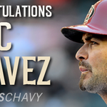 Eric Chavez announces his retirement following a distinguished 17-year @MLB career. #ThanksChavy http://t.co/bZ9i1bwM96