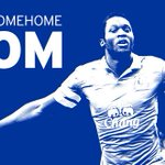 RT @Everton: #WelcomeHomeRom http://t.co/6Vg9AnzkNn