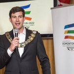 Mayor Iveson makes a pitch for the Commonwealth Games. In Glasgow with the #yeg delegation. #Edmonton2022... http://t.co/pWrlvnaDfY