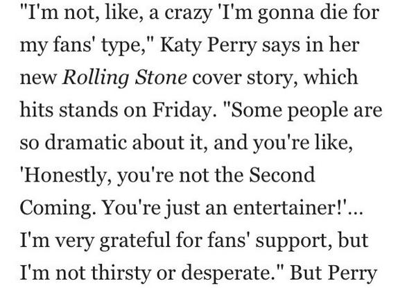 Katy Perry Tries to #Shade Lady Gaga; Ends Up Shading Her Own Fans Instead!