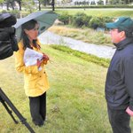 USGS talks about water sampling in Cherry Creek with @TammyVigilFOX31. Hear about it tonight at 5:30 on #FOX31 http://t.co/vJR34bybcM #cowx