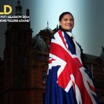 #HISTORYWILLBEMADE @ValerieAdams84s gold: Our 35th #Glasgow2014 medal and 600th Commonwealth Games medal of all time http://t.co/xIy1a1xEwF