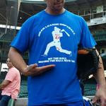 RT @BleacherNation: Oh. My. Rizzo. RT @CarrieMuskat #Cubs players have new shirts dedicated to Rizzo http://t.co/tsSIssKVlH