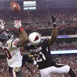 Patrick Peterson @RealPeterson21 and Richard #Sherman restart Twitter beef http://t.co/OB97RrSyW4 #NFL #CardsCamp http://t.co/iggoXTwjmc