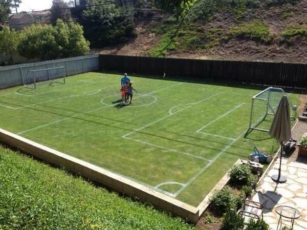 Backyard goals ??