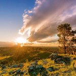 MT @visitcanberra: breathtaking image of Mt Painter #Canberra #Australia by @Travis_Longmore! #CBR http://t.co/v3inRCnfJP