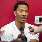 Derrick Rose excited over #Bulls potential, via @KCJHoop. http://t.co/h54OekHAL7 http://t.co/GIVDN4ushC