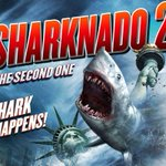 RT @azcentral: This is happening tonight: Flying sharks! http://t.co/uLDYkCFY0A #Sharknado2TheSecondOne http://t.co/xTBmPF2LOO
