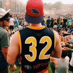 RT @Adelaide_FC: Whats @dangerfield32 doing at Tomorrowland festival in Belgium? Fortunately its actually Crows fan @AaronFischetti http://t.co/VmL6Nj655i