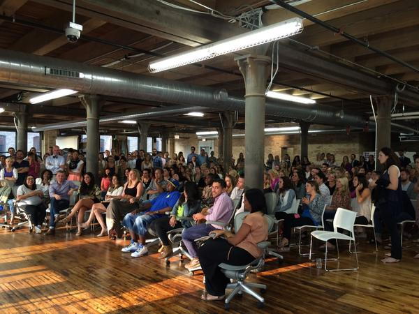 Congrats to our scrappy team at Trunk Club. Officially acquired by Nordstrom. http://t.co/CHUBFOGTrx http://t.co/fybwZjnLCe