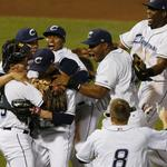 RT @FiveFootPhotog: Congrats to Tyler Cloyd of the @CLBClippers for pitching a no-hitter tonight! @DispatchAlerts #columbusdispatch http://t.co/T4WAjpsVdE