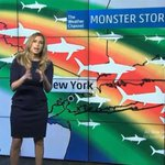 Thats quite a shark front, New York! Good luck surviving #Sharknado2... http://t.co/ziYnVQbYFH