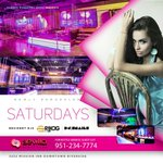 PARTY AT SEVILLA RIVERSIDE THIS SATURDAY! EVERYBODY FREE #FREE FREE B4 11PM!! JUST TEXT9512347774 http://t.co/vC0Uj7yjCx #FREEEEE