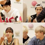 [PIC] 140731 GOT7 #Yugyeom - Naturr pop fansign event ©https://t.co/xbkuUDMsUE http://t.co/A8dhP8UALB
