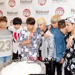 [NEWS/PIC] 140731 GOT7 Natuur Pop Fansign Event (5) http://t.co/WSUYGrdcuI