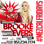 PARTY @#MEZCALFRIDAYS IN #RIVERSIDE W/ #AUSTRALIAN #BOMBSHELL???? DISK JOCKEY @Brookeevers! Text9512347774 http://t.co/AMJ4PuFEnI #AUSIE