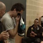"""@PAFC: ""Havent seen this in 10 yrs"" - watch: http://t.co/lj9V3qXuEU #weareportadelaide http://t.co/hUsR6yxBZY"" Happy for @GavinWanganeen"