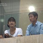 140730 Minho and Lee Young-pyo at Seoul World Cup Stadium (watching Bayer 04 Leverkusen vs FC Seoul game) 2P http://t.co/pEcwpVSy6p