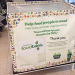 RT @YesMidlothian: Indy Scotland=14th richest country in world. Why then do our shops have to collect for Midlothian Foodbank? #IndyRef http://t.co/9lJQKRsArI