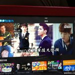 "RT @wufanqins: Luhan, D.O., WYF and Chanyeol appeared on PPTV suggestion page. ""Battle of EXO members acting skills"" http://t.co/6IFuuzVjKX"